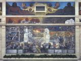 Dia Wall Murals Dynamic Drawing Archive the Detroit Industry Fresco Cycle by