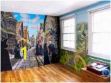 Diagon Alley Wall Mural 12 Best Harry Potter Mural Images