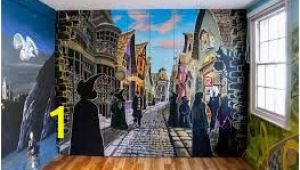 Diagon Alley Wall Mural Harry Potter Murals Google Search