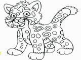 Diego and Baby Jaguar Coloring Pages Diego Coloring Pages Classy Go Coloring Pages Free Download with