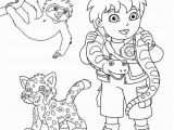 Diego Coloring Pages Online Diego Coloring Pages