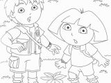 Diego Coloring Pages Online Dora Et Diego Coloring Pages Printable