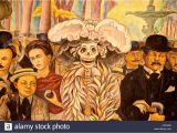 Diego Rivera the Complete Murals Museo Mural Diego Rivera Stockfotos & Museo Mural Diego Rivera