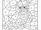 Difficult Color by Number Coloring Pages for Adults Coloring Pages Color Numbers Printable Color by Number