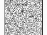 Difficult Color by Number Coloring Pages for Adults Get This Hard Color by Number Pages for Adults Pk73l