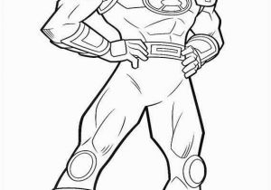 Dino Thunder Power Ranger Coloring Pages Artstudio301