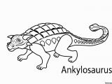 Dinosaur Egg Coloring Page Printable Dinosaur Ankylosaurus Coloring Pages