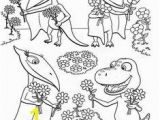 Dinosaur Train Coloring Pages 113 Best Train Coloring Pages Images In 2018