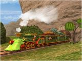 Dinosaur Train Wall Mural Dinosaur Train Mural $150