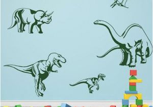 Dinosaur Wall Murals Large Dinosaur Outline Decal Set by Style & Apply Zulily Zulilyfinds