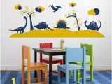 Dinosaur Wall Murals Large Dinosaurs Wall Decal Kids Wall Decals