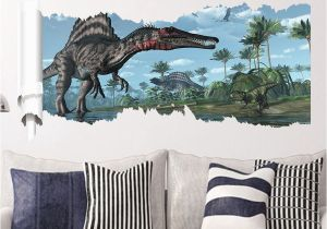 Dinosaurs Murals Walls Dinosaur Animal Wall Stickers Home Decor