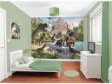 Dinosaurs Murals Walls Walltastic Dinosaur Land Wallpaper Mural 8ft X 10ft