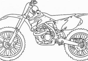 Dirt Bike Racing Coloring Pages Dirt Bike Coloring Pages Luxury Dirt Bike Drawing Step by Step at