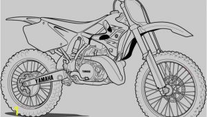 Dirt Bike Racing Coloring Pages Printable Motorcycle Coloring Pages Dirt