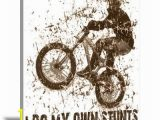 Dirt Bike Wall Murals Bmx Bike Wall Art