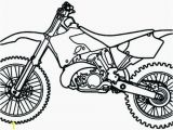 Dirtbike Coloring Pages Bike Coloring Pages