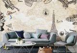 Discount Wallpaper Murals Europe Paris the Eiffel tower Wallpaper Murals Living