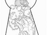 Disney Alice In Wonderland Coloring Pages 22 Ideas for Tattoo Disney Alice In Wonderland Coloring