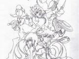 Disney Animal Kingdom Coloring Pages Kingdom Hearts Art 1