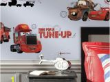 Disney Cars 2 Wall Mural Disney∙pixar Cars Friends to the Finish Wall Decals