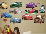 Disney Cars 2 Wall Murals Fathead Cars 2 Collection Children