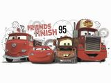 Disney Cars 2 Wall Murals Roommates Rmk2556gm Cars 2 Friends to the Finish Peel and Stick Giant Wall Decals