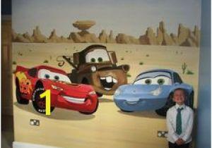 Disney Cars Murals 22 Best Disney Cars Room Images