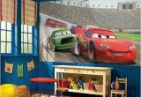 Disney Cars Murals 25 Disney Inspired Rooms that Celebrate Color and Creativity