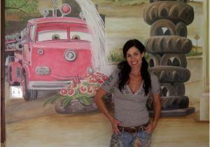 Disney Cars Murals Pixar Cars Wall Mural Kids