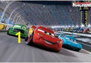Disney Cars Race Track Mini Wall Mural 13 Best Project Images
