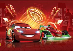 Disney Cars Wall Mural Full Wall Huge Pin by Yvonne Jacobs On Cake toppers