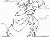 Disney Cartoon Coloring Pages Coloriage Tarzan