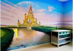 Disney Castle Mural Wallpaper 27 Best Castle Mural Images
