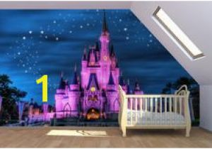 Disney Castle Mural Wallpaper 27 Best Castle Mural Images