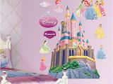 Disney Castle Wall Mural Disney Princess Castle Fathead