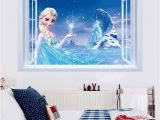 Disney Castle Wall Murals Disney Frozen Elsa Castle Wall Decals Minions Pinterest