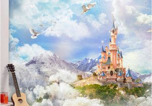 Disney Castle Wall Murals Wall Murals for Kids Bedroom Muraldecal