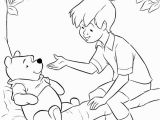 Disney Christopher Robin Coloring Pages 222 Best Projects to Try Images