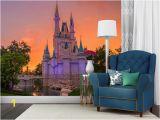 Disney Cinderella Castle Wall Mural Disney Wallpaper Shop Art