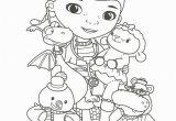 Disney Coloring Pages Doc Mcstuffins Doc Mcstuffins Coloring Pages with Images