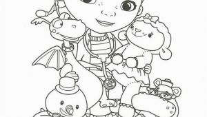 Disney Coloring Pages Doc Mcstuffins Doc Mcstuffins Coloring Pages with Images