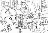 Disney Coloring Pages Doc Mcstuffins Doc Mcstuffins theater Coloring Pages for Kids Printable
