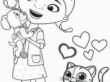 Disney Coloring Pages Doc Mcstuffins Pin On toddlers Coloring Pages