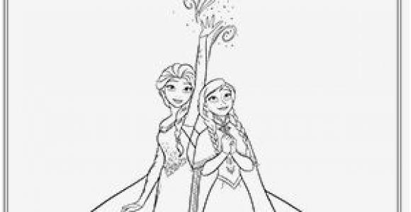 Disney Coloring Pages Elsa and Anna Beste Von Inspiration Malvorlagen Disney Elsa Druckfertig