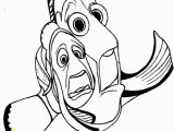 Disney Coloring Pages Finding Nemo Malvorlage Nemo