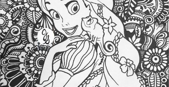 Disney Coloring Pages for Adults Disney Coloring Pages for Adults In 2020