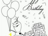 Disney Coloring Pages Happy Birthday 24 Best Disney Frozen Birthday Coloring Pages Images