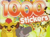 Disney Coloring Pages Lion King 2 Disney Junior the Lion Guard 1000 Stickers Amazon