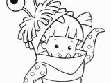 Disney Coloring Pages Monsters Inc Images Coloriage Monstres Et Cie Coloriage